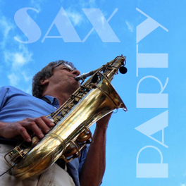 Sax Party - Gilles REMY
