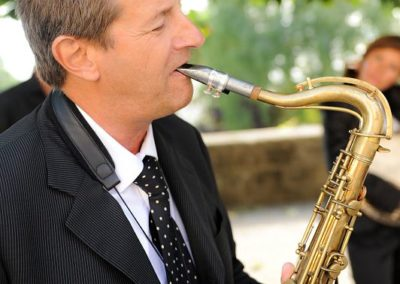 Gilles REMY - Sax Tenor - Wedding