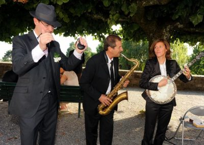 Gilles REMY Jazz Band - Wedding