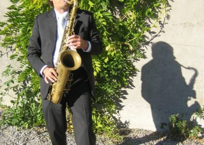 Gilles REMY - Sax Tenor