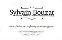 Sylvain Bouzat Photographe de Mariage